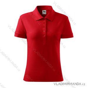 Polokošile cotton heavy krátký rukáv dámská (s-xxl) REKLAMNí TEXTIL 216A