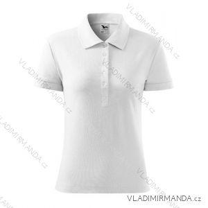 Polokošile cotton heavy krátký rukáv dámská (s-xxl) REKLAMNí TEXTIL 216B