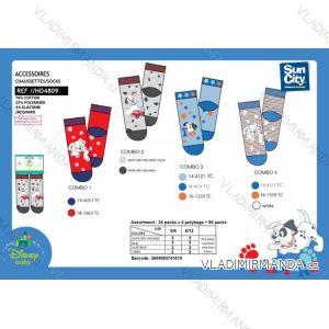 Ponožky 101 dalmatinů kojenecké chlapecké (0-12 měsíců) SUN CITY HO4809