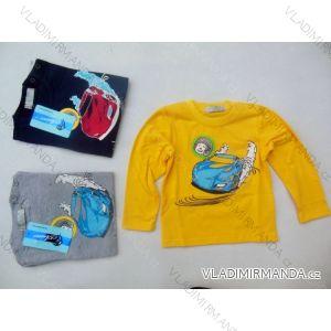 Tričko dlouhý rukáv kojenecké chlapecké (3-36 měsíců) ARINO 34060
