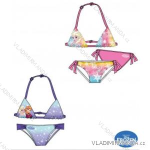 Plavky dvoudílné frozen dětské a dorostenecké dívčí (104-140) TV MANIA 140457