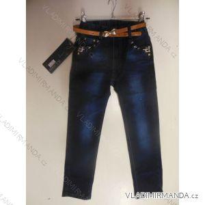 Kalhoty rifle dětské dívčí (98-128) H.L.XIANG D205