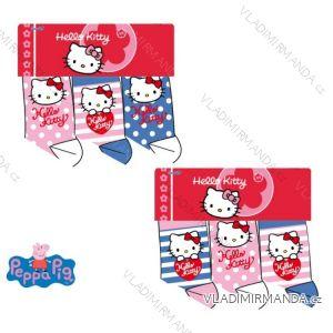 Ponožky hello kitty dětské dívčí (23-37) SUN CITY NH4940