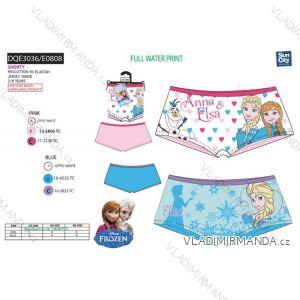 Kalhotky frozen kojenecké dětské dívčí (2-8 let) SUN CITY DQE3036