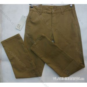 Kalhoty plátěné  silné pánské (30-40) SO!BOY Z156