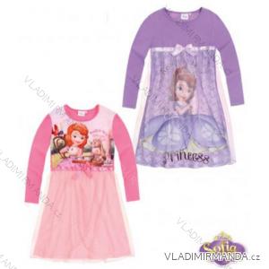 Noční košile dlouhá sofie první dětská dívčí (92-128) TV MANIA 119383