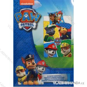Ložní prádlo, povlečení paw patrol dětské chlapecké (140*200 + 70*90cm) SETINO 710-117