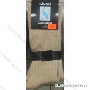 Ponožky slabé zdravotní lem bavlněné pánské (39-46) VIRGIN D-5918