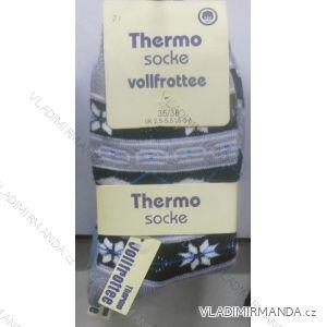 Ponožky teplé thermo dámské (35-42) VIRGINA H-866121