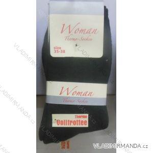 Ponožky teplé thermo dámské (35-42) VIRGINA H-866128