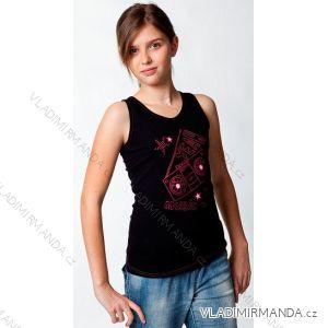 Tílko dívčí (140-170) CALVI 12-020