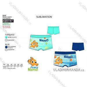 Plavky nemo kojenecké chlapecké (6-24 měsíců) SUN CITY AQE0187