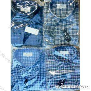 Košile flanelová pánská (40-49) NAN YUAN NY03