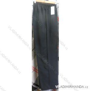 Kalhoty zateplené flaušem dámské nadrozměrné (m-5xl) SUPERSTAR SUP88