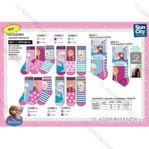 Ponožky frozen  dětské a dorost dívčí (27-34) SUN CITY RPH4816