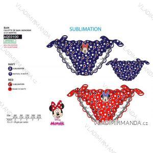 Plavky minnie mouse kojenecké dívčí (6-24 měsíců) SUN CITY AQE0100