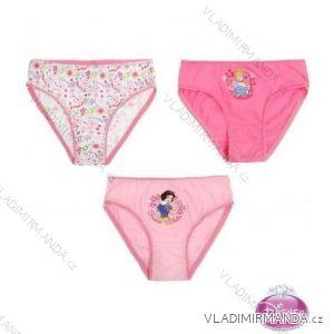 Kalhotky (3 ks v balení) princezny kojenecké a dětské  dívčí (92-128) TV MANIA 137571