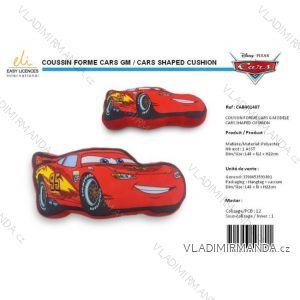 Polštář CARS dětský chlapecký SUN city CAB401487