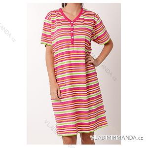 Maxi tričko dámské krátký rukáv (m-xxl) CALVI-COONOOR 16-170