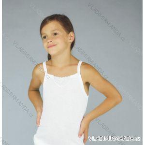 Košilka bavlněná spodní dívčí (92-116) EVONA LUSY-PšV