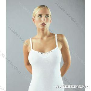 Košilka bavlněná na úzkká ramínka dámská (s-xl) EVONA JUDY