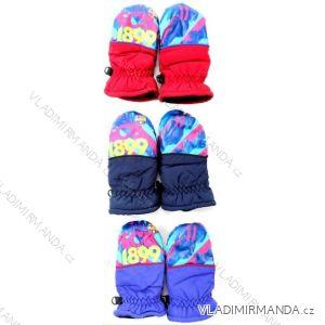 Rukavice palčáky lyžařské fc barcelona kojenecké dětské chlapecké (2/3,4/5 let) SETINO 800-137