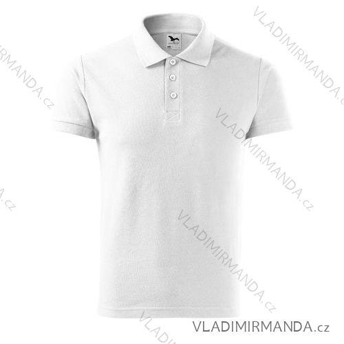 Polokošile cotton krátký rukáv pánská (s-xxl) REKLAMNí TEXTIL 212B