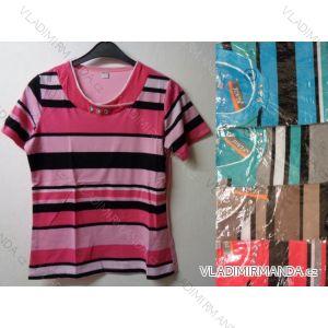 Tričko krátký rukáv dámské (m-3xl) WANDENG SY8121