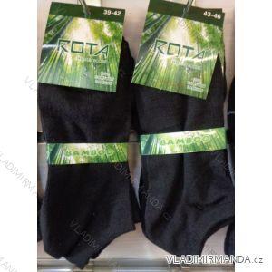 Ponožky kotníkové pánské (39-46) ROTA F511