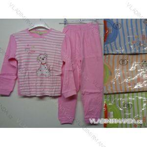Pyžamo dlouhé dětské dívčí (98-134) ANGEL BIRD N2