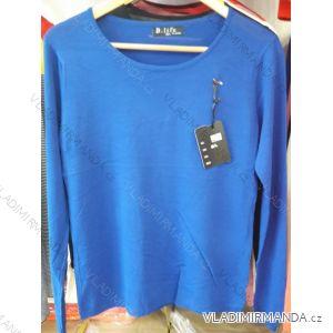 Svetr pulovr jarní tenký dámský (m-2xl) B.LIFE 88-2
