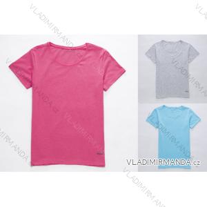 Tričko krátký rukáv dámské (m-xxxl) WOLF D2722