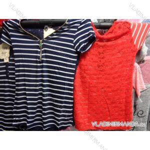 Tričko krátký  rukáv dámské (m-2xl) GUAN DA YUAN NA-1022