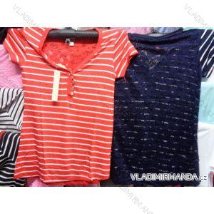 Tričko krátký  rukáv dámské (m-2xl) GUAN DA YUAN NA-1050