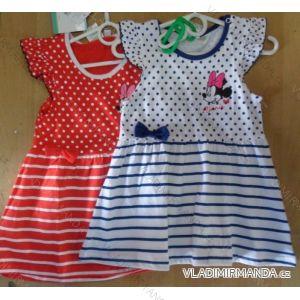 Šaty letní minnie mouse kojenecké dívčí (68-86) CACTUS CLONE 71010-1