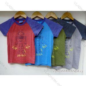 Tričko krátký rukáv dětské chlapecké (98-128) VOGUE IN 77302