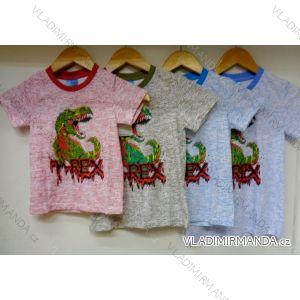 Tričko krátký rukáv dětské chlapecké (98-128) VOGUE IN 77303