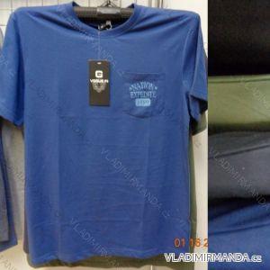 Tričko krátký rukáv pánské nadrozměrné (xl-5xl) VOGUE IN 67306