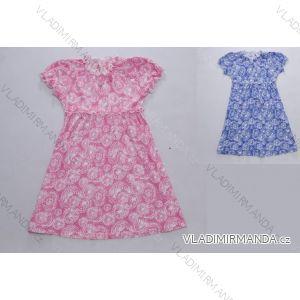 Šaty dětské dívčí (110-140) WOLF S2715