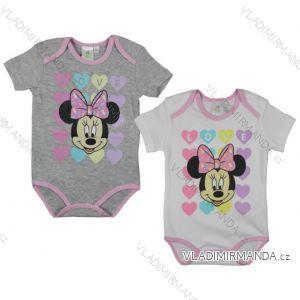 Body krátký rukáv minnie mouse kojenecké dívčí (62-86) EPLUSM DIS MF 51 01 695