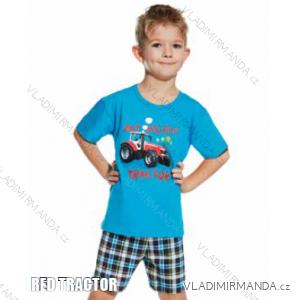 Pyžamo krátké dětské chlapecké (86-128) CORNETTE 789/50