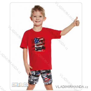 Pyžamo krátké dorost chlapecké (134-164) CORNETTE 790/53