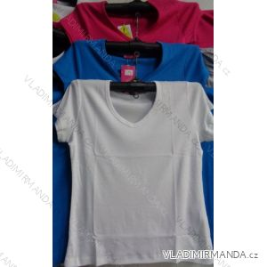 Tričko krátký rukáv dámské (m-3xl) ETXANG BU-142004