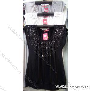 Tričko krátký rukáv dámské (m-3xl) ETXANG BU-1052