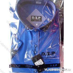 Košile dlouhý rukáv pánská bavlněná (36/37-53/54) D.S.P. TRON-6B