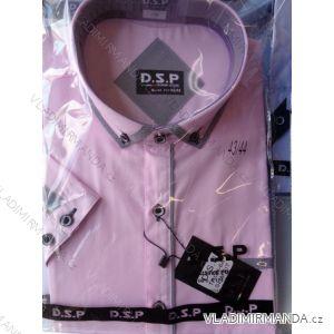 Košile dlouhý rukáv pánská bavlněná (36/37-53/54) D.S.P. TRON-6A