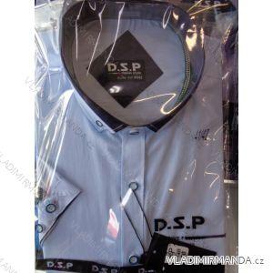 Košile dlouhý rukáv pánská bavlněná (36/37-53/54) D.S.P. TND-12B