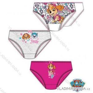 Kalhotky (3 ks v balení) paw patrol dětské dívčí (104-128) 18c44f667c