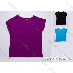 Tričko krátký rukáv dámské (m-xxl) WOLF D2723