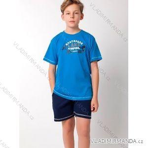Pyžamo krátké chlapecké (140-160) CALVI-COONOOR 17-347